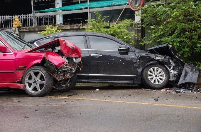 Types courants d'accidents de véhicule qui causent des blessures graves