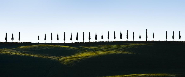 10 lieux entourés de nature en Italie
