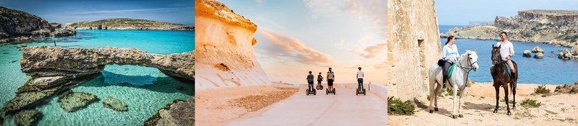 Rêvez Malte maintenant, voyagez plus tard en réunissant à nouveau toute la famille