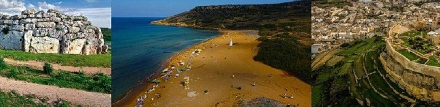 Découvrez Gozo authentique, connue comme l'île de Calypso