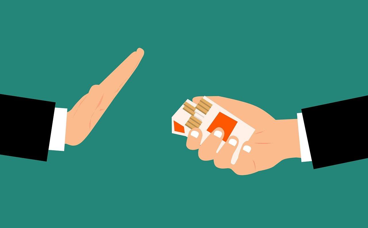 L'arrêt du tabac en vacances pourrait-il faciliter la transition?