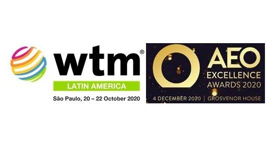 WTM Amérique latine dans le prix Running for Esteemed Events