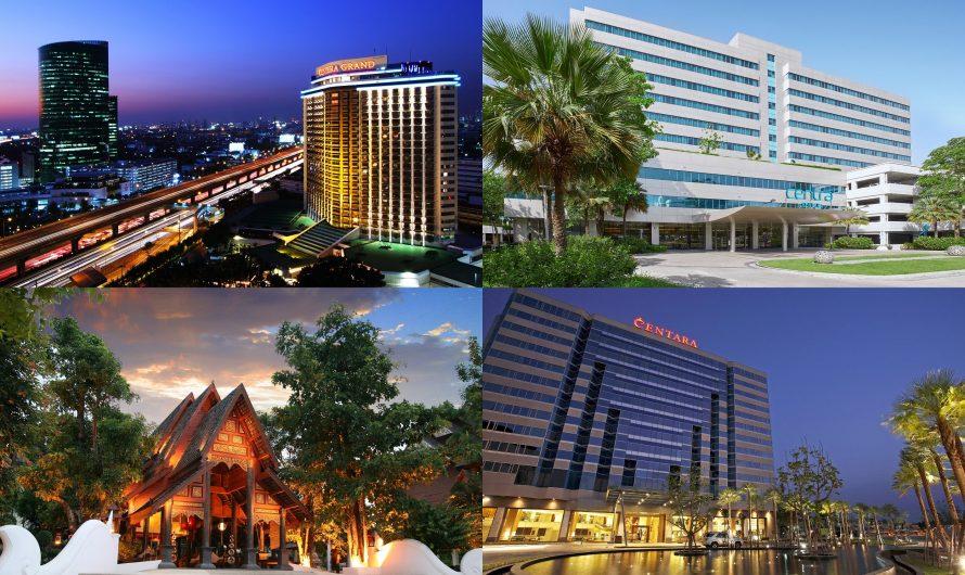 Centara va de l'avant avec plus de ré-ouvertures d'hôtels en juillet alors que le secteur du voyage rebondit