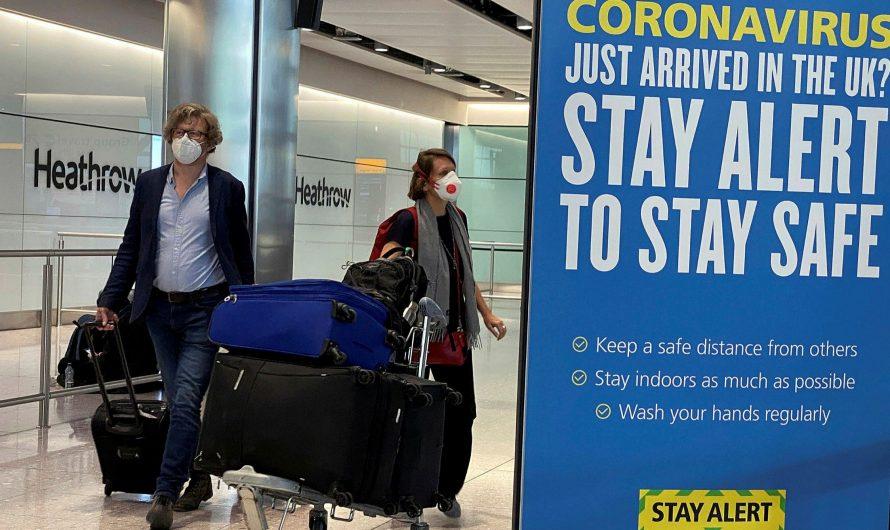 19 destinations des Caraïbes incluses dans les couloirs de voyage britanniques COVID-19