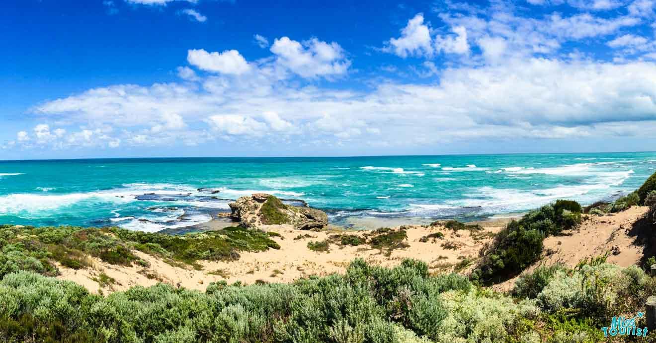 Les meilleurs endroits pour s'arrêter sur la Great Ocean Road en Australie - côte sud Itinéraire Great Ocean Road