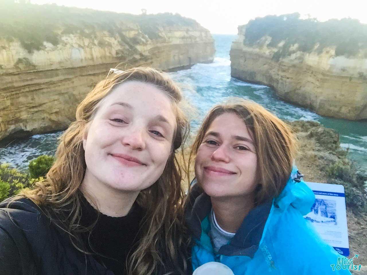 Choses à faire avec des amis Itinéraire Great Ocean Road