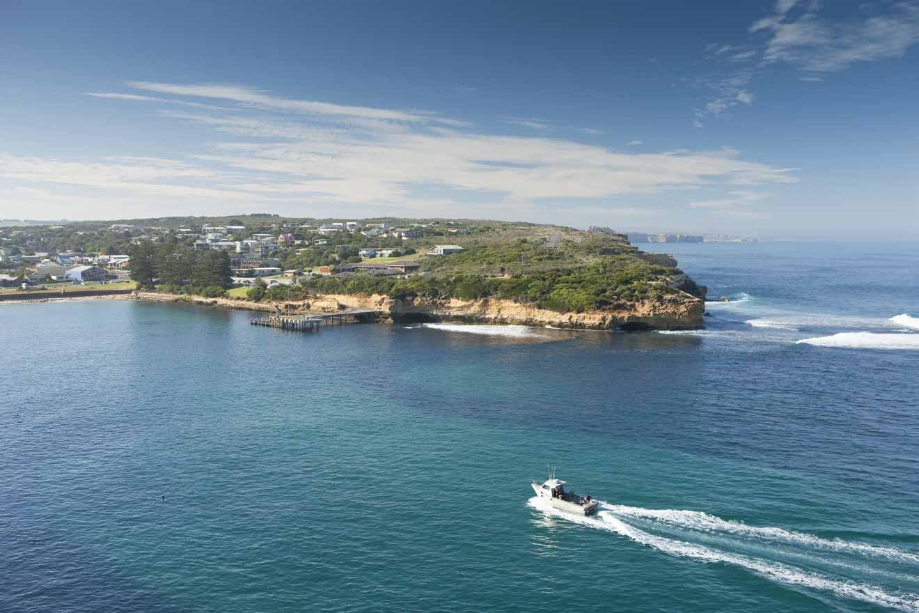 visite de la grande route de l'océan - Port Campbell Grand itinéraire de la route de l'océan