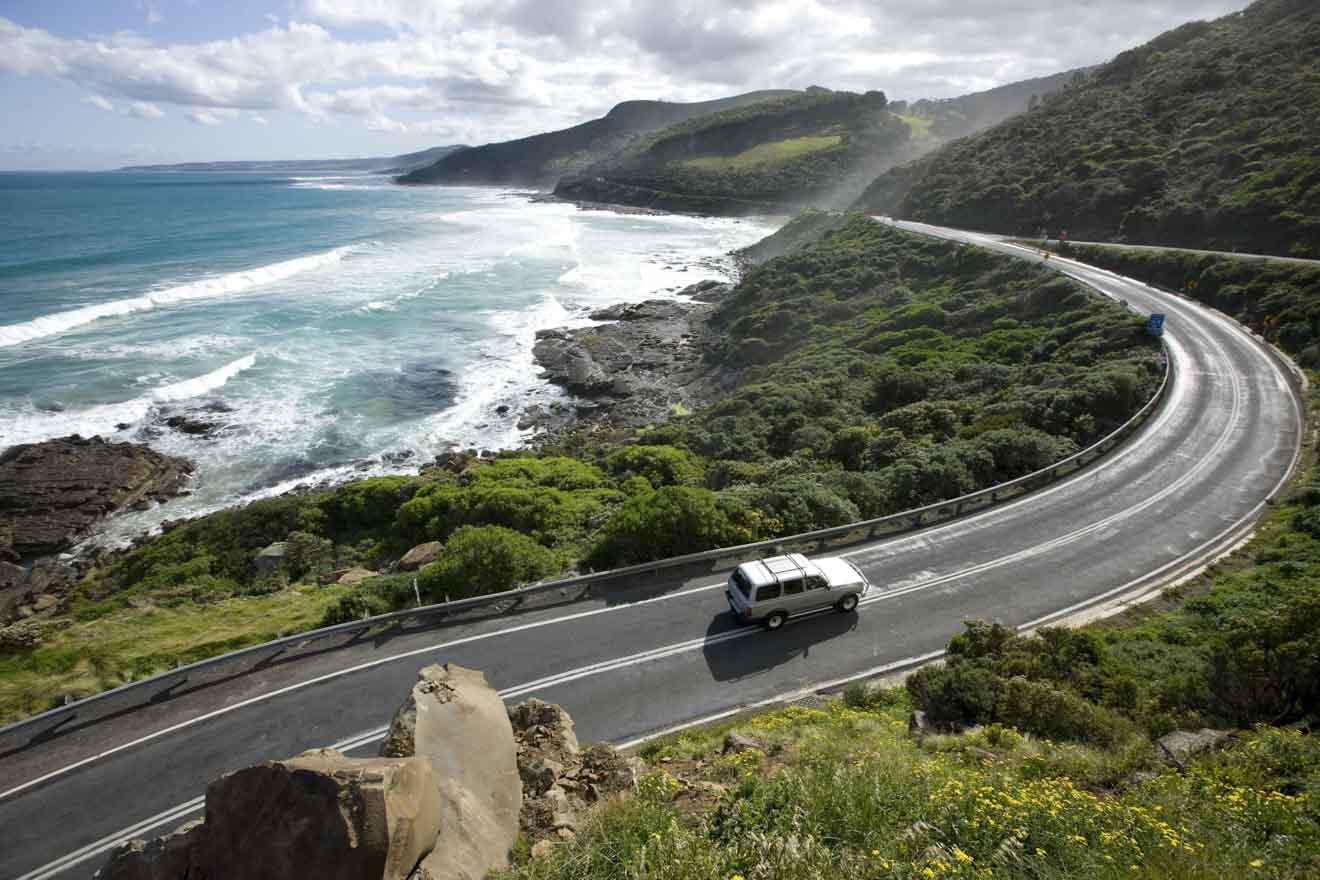 arrêts recommandés pour Great Ocean Road - Parc national de Great Otway Itinéraire Great Ocean Road