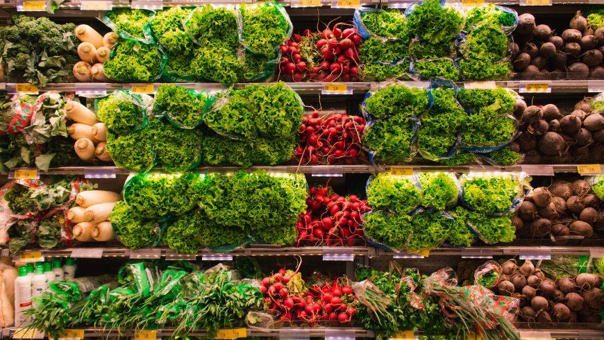 supermarché alimentaire