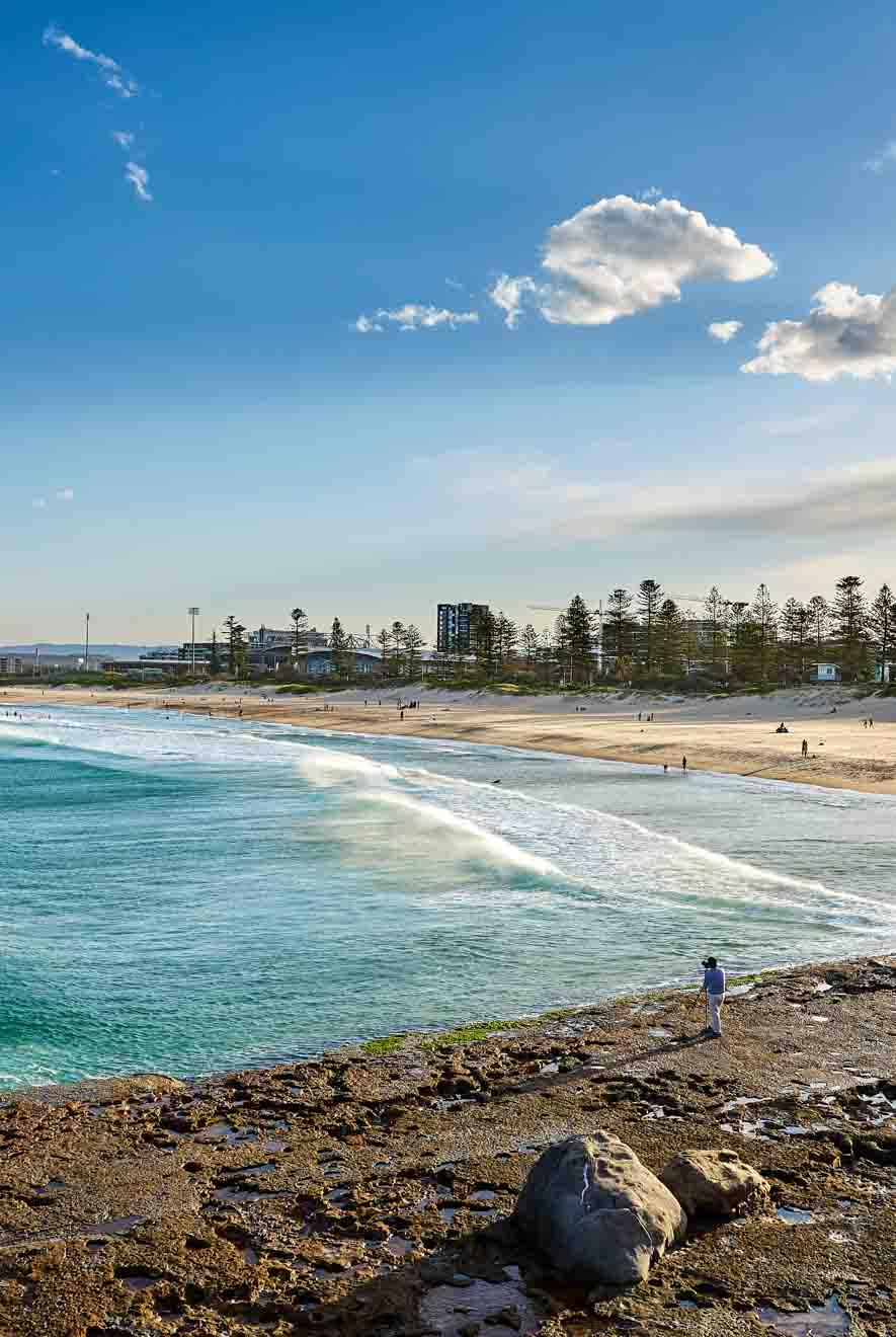 choses à faire à shellharbour - plage principale choses à faire à Wollongong