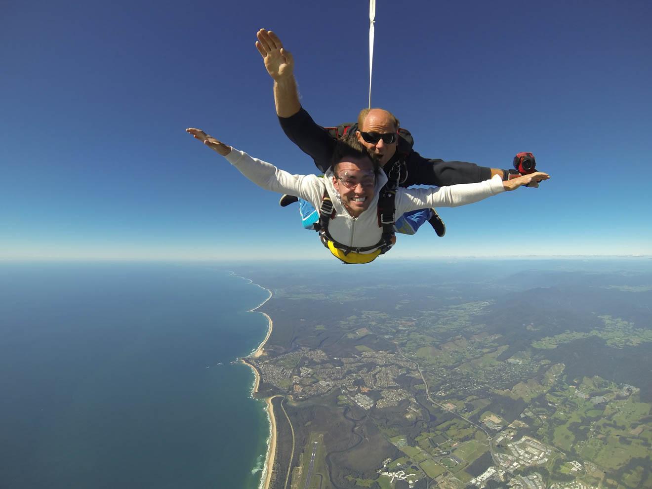 wollongong experiences - Parachutisme Que faire à Wollongong