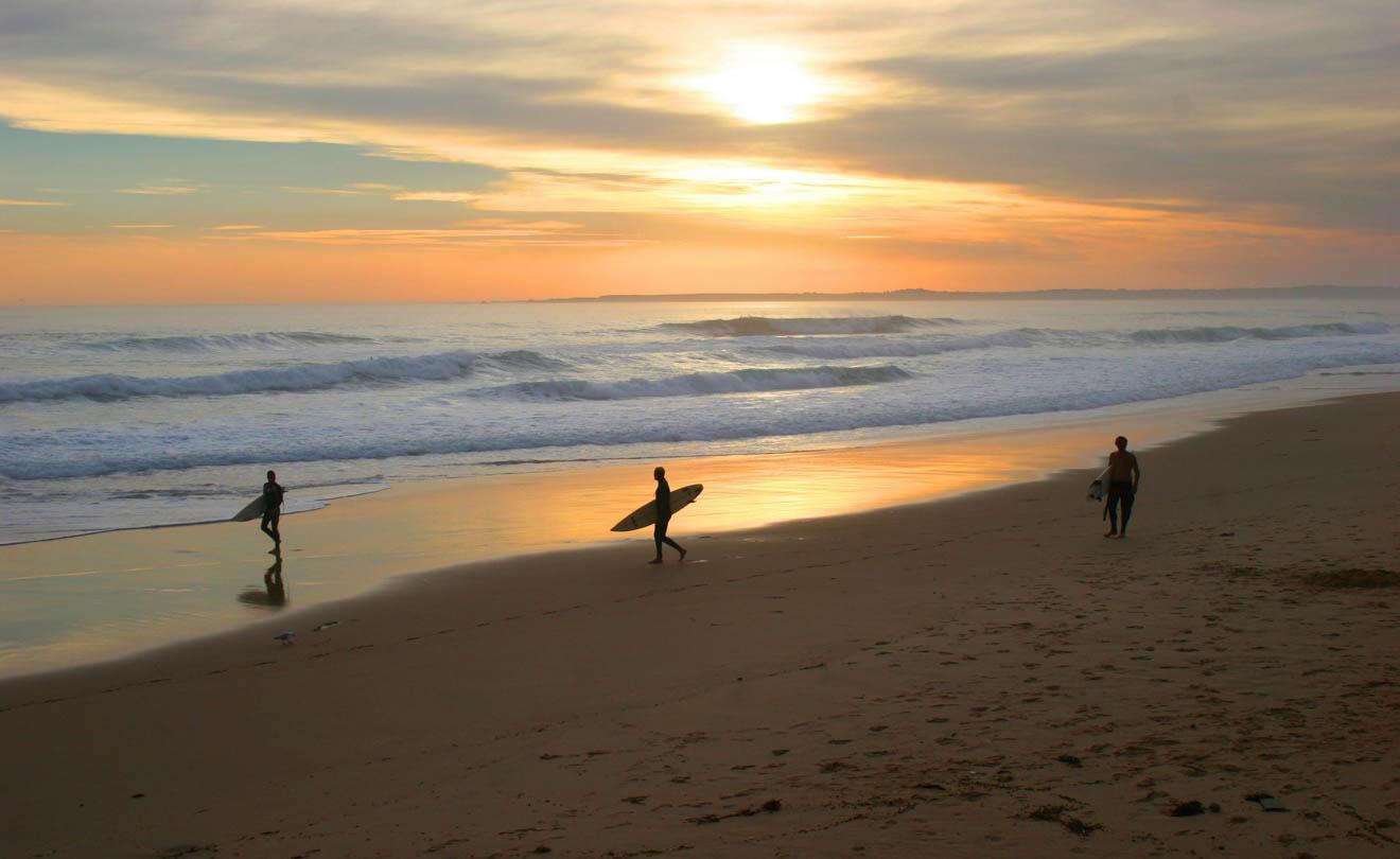 Côte sud de l'Australie - Cape Woolamai Que faire à Phillip Island
