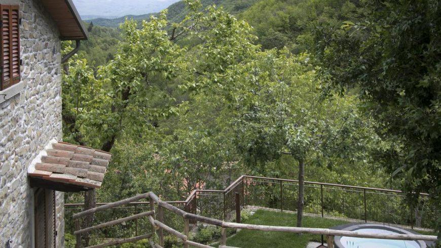 Maison de vacances en Toscane