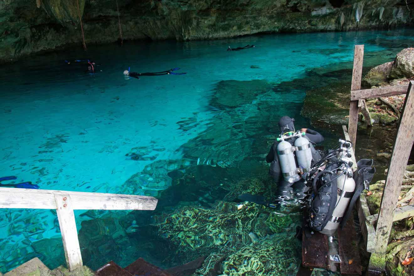 Guide de la famille au mont Gambier - plongée sous-marine Activités à faire au mont Gambier
