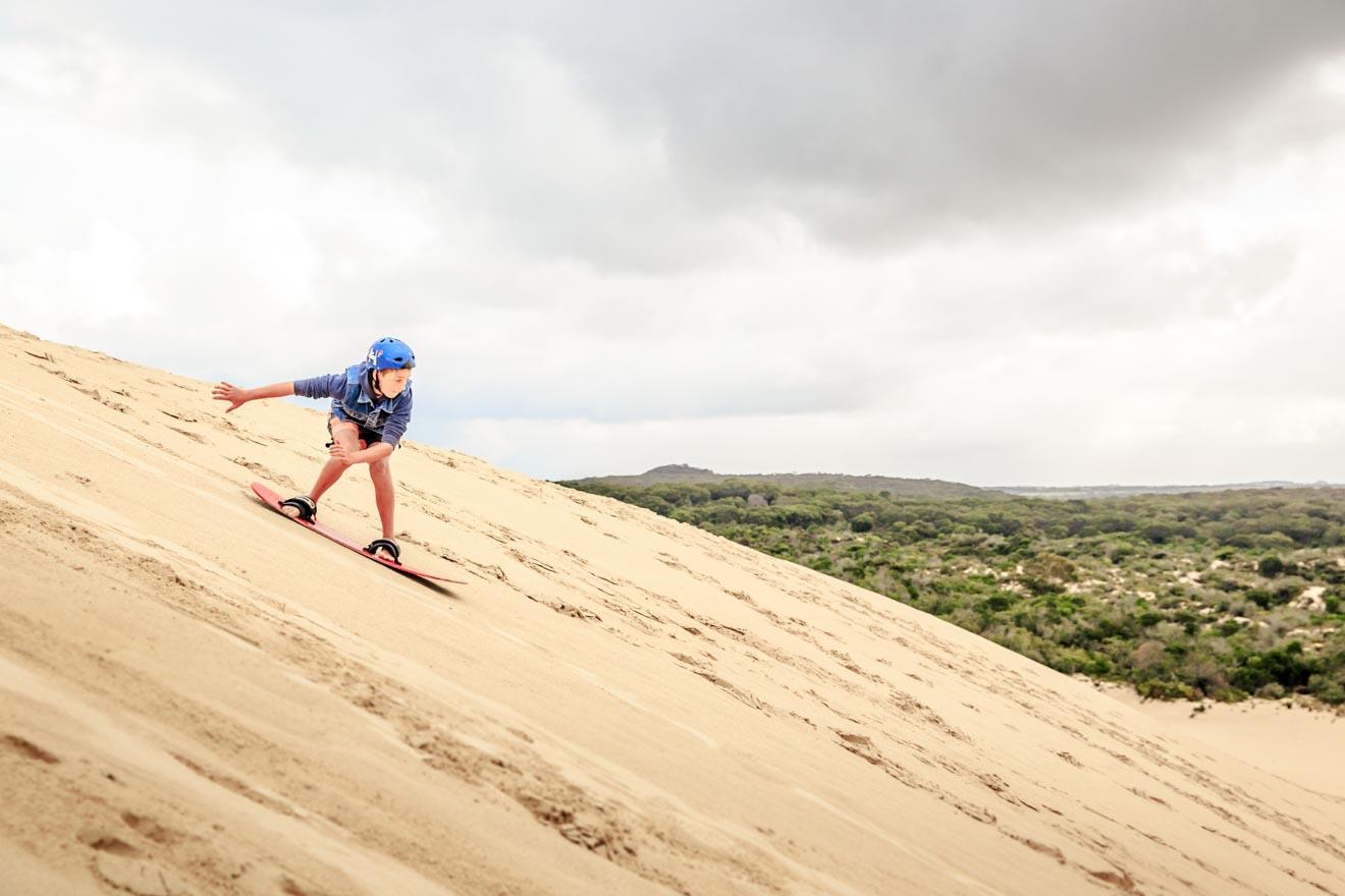 kangaroo island qld - Sand Boarding Que faire à Kangaroo Island