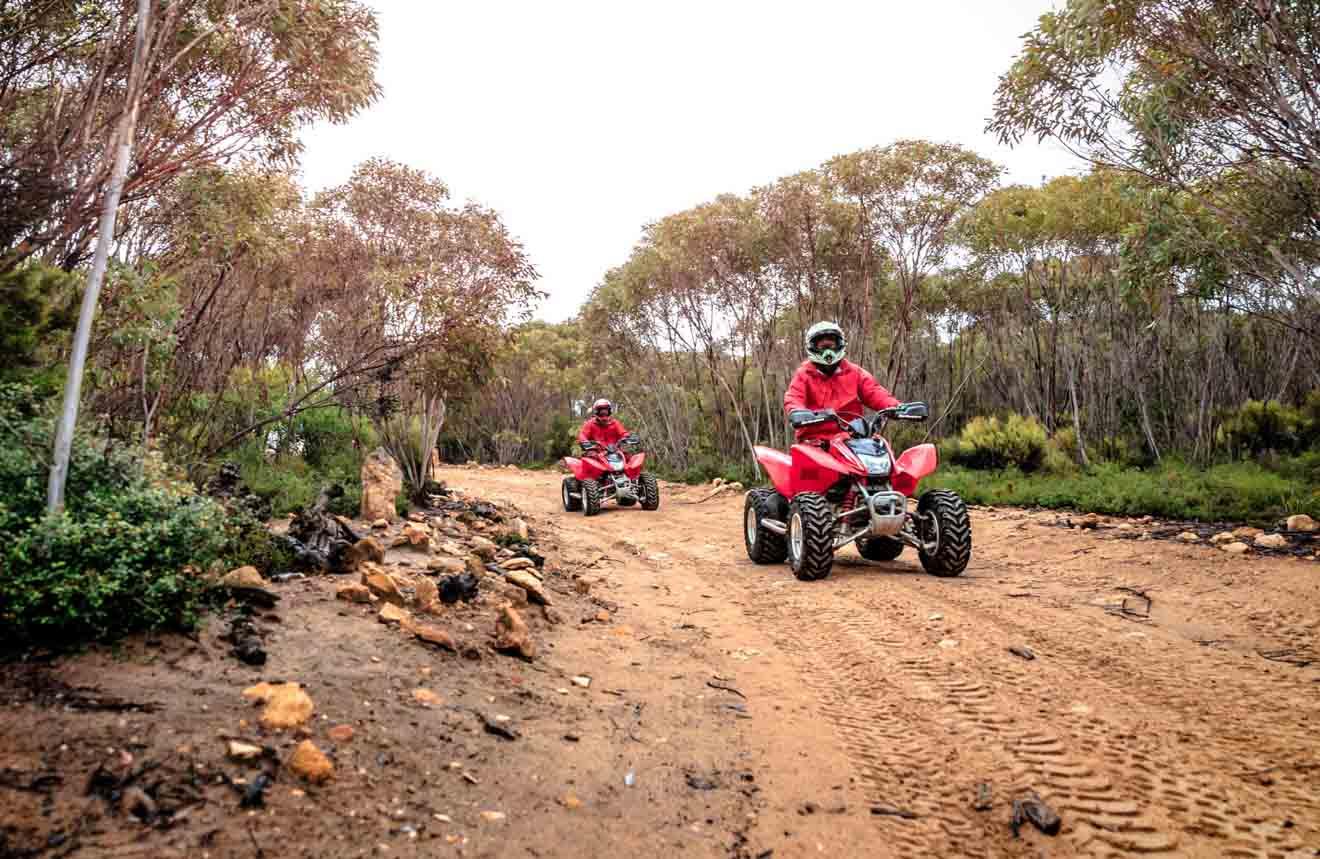 Visit South Australia - Outdoor Action Choses à faire à Kangaroo Island
