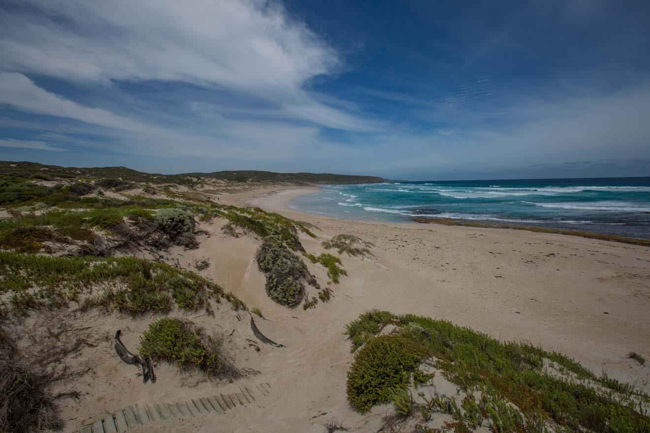 choses gratuites à faire à l'île Kangourou - Hanson's Bay