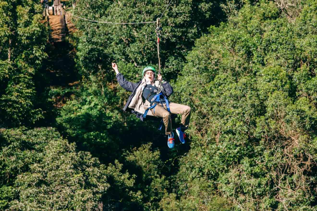 parc à cordes Choses à faire sur la Gold Coast ce week-end