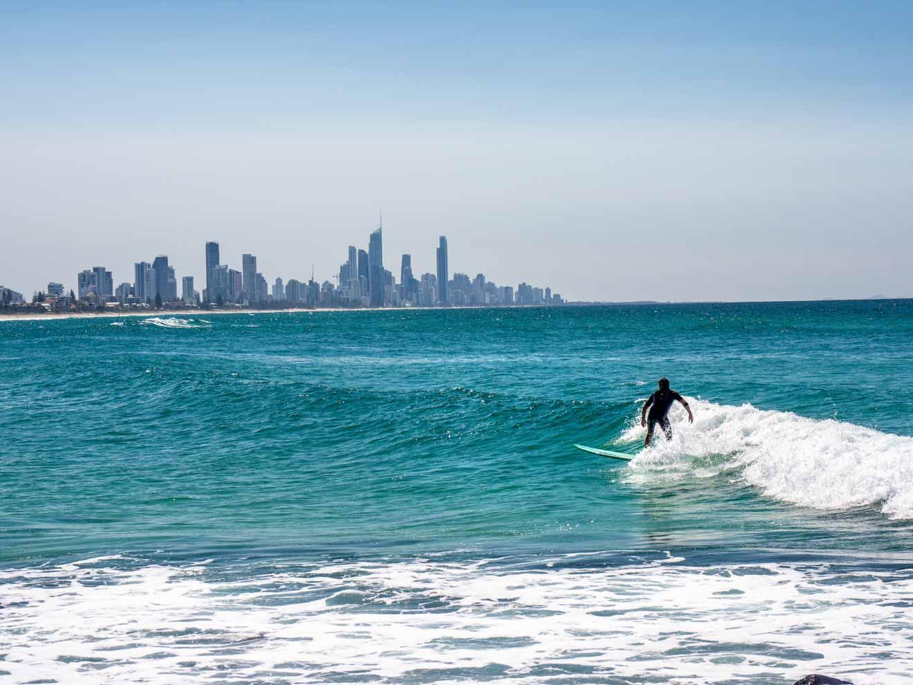 surfeur Choses à faire sur la Gold Coast des expériences uniques