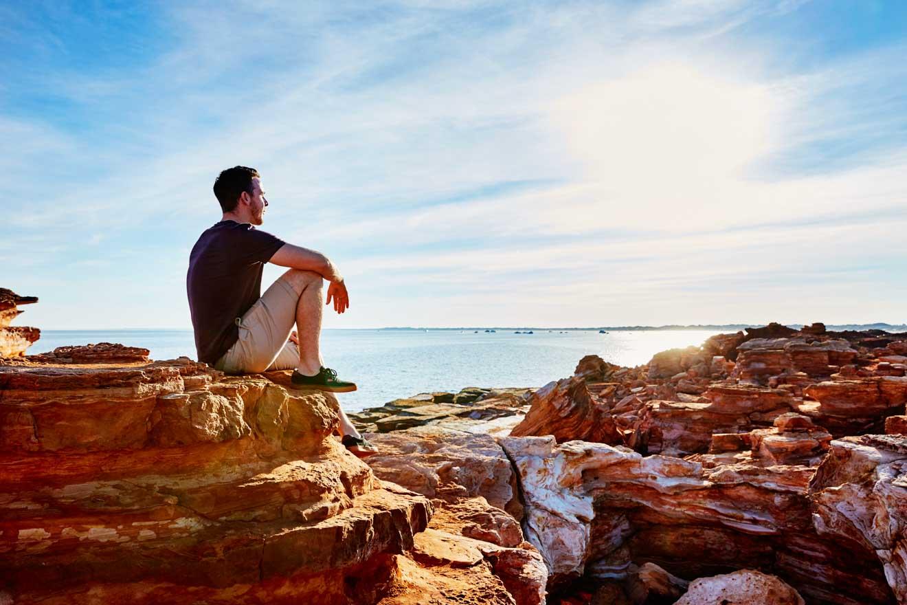 Choses à faire à Gantheaume Point à Broome en Australie