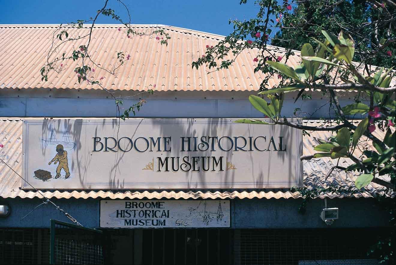 Musée historique des choses à faire à Broome et les meilleurs endroits à voir