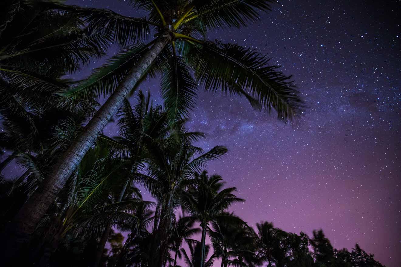 Activités nocturnes à Cable Beach Broome