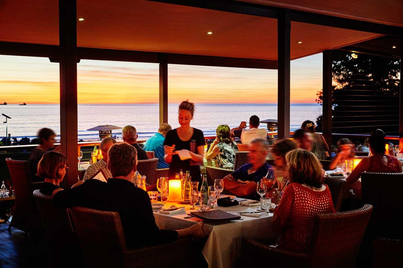 où manger restaurant Activités à Broome