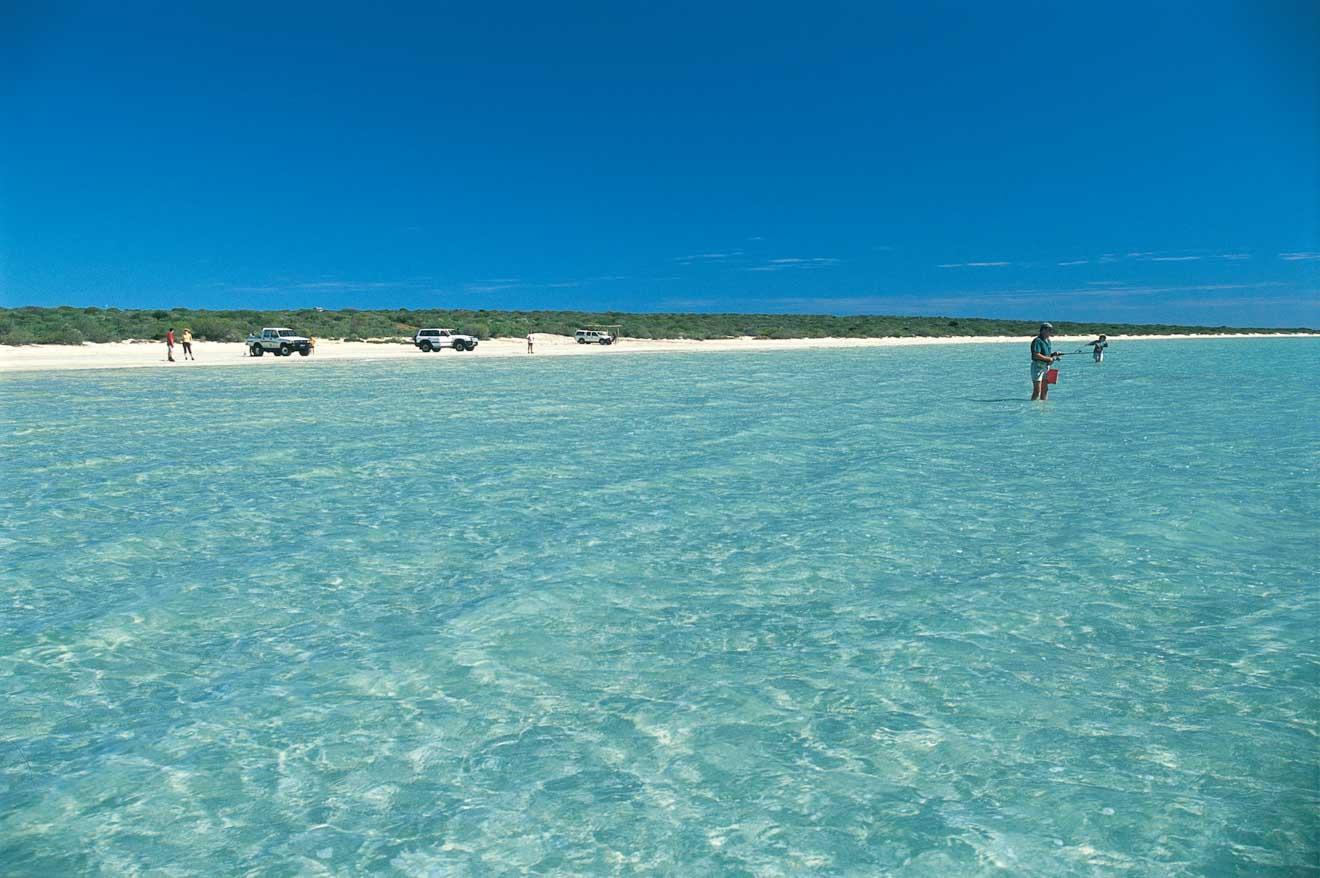 Little Lagoon Choses à faire à Shark Bay, Australie occidentale