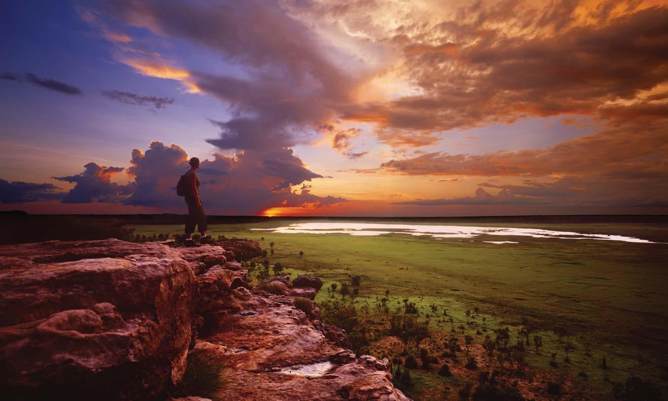 Inspiring Ubirr Sunset Que faire à Kakadu et au parc national de Litchfield