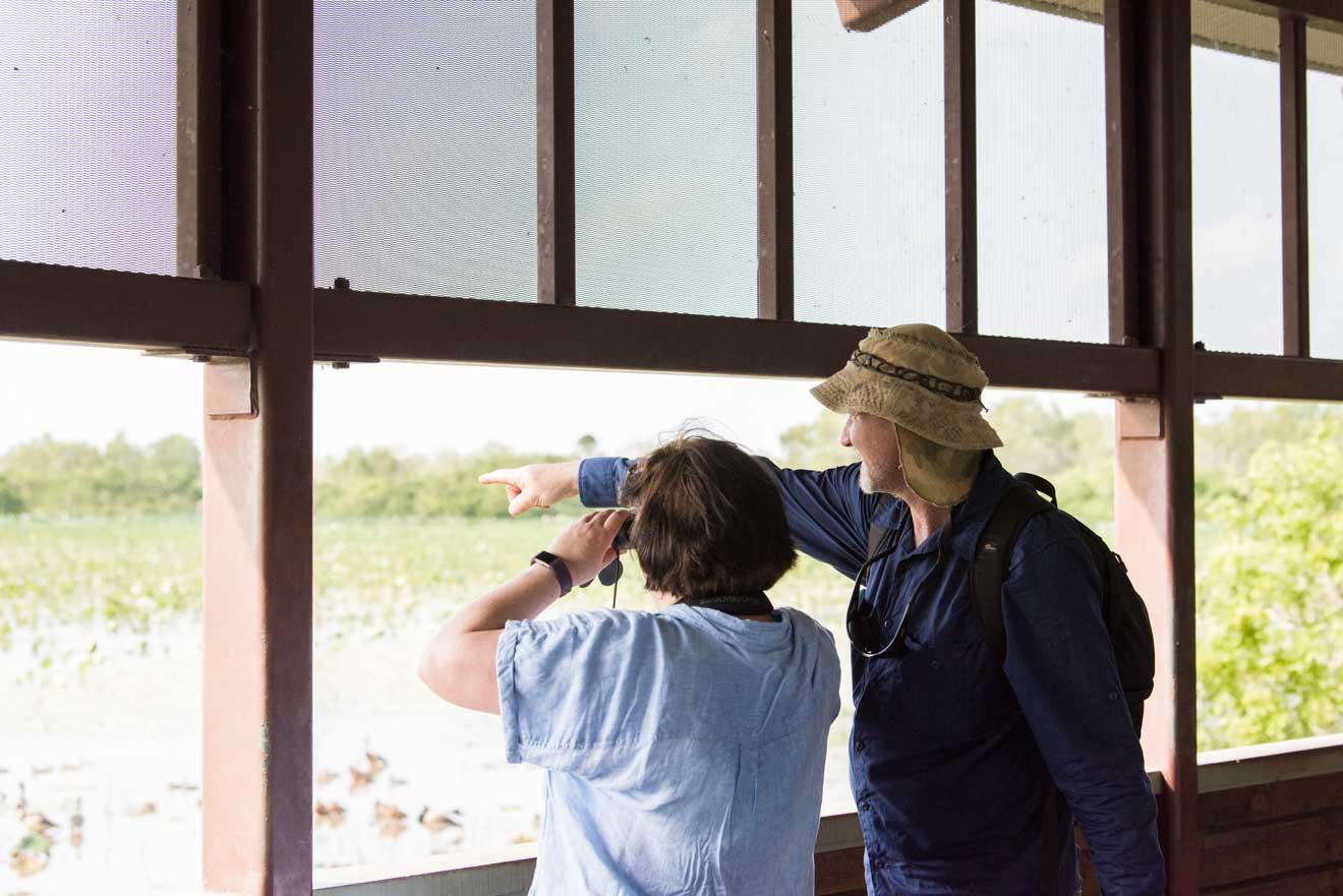 Semaine des oiseaux de Kakadu Choses à faire dans le parc national de Kakadu animaux