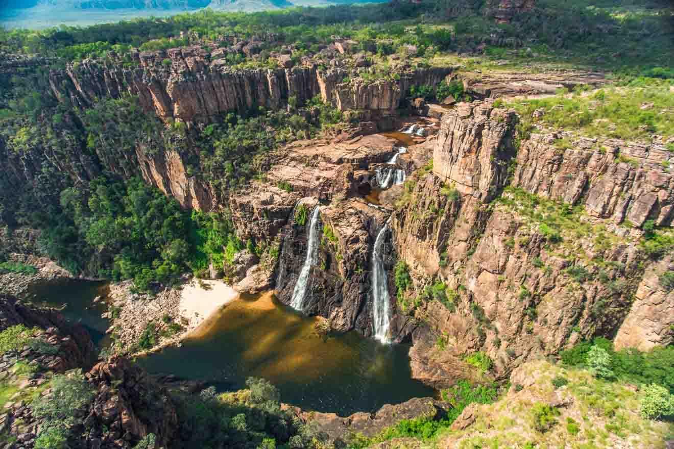 Twin Falls: toutes les activités à Kakadu et Litchfield
