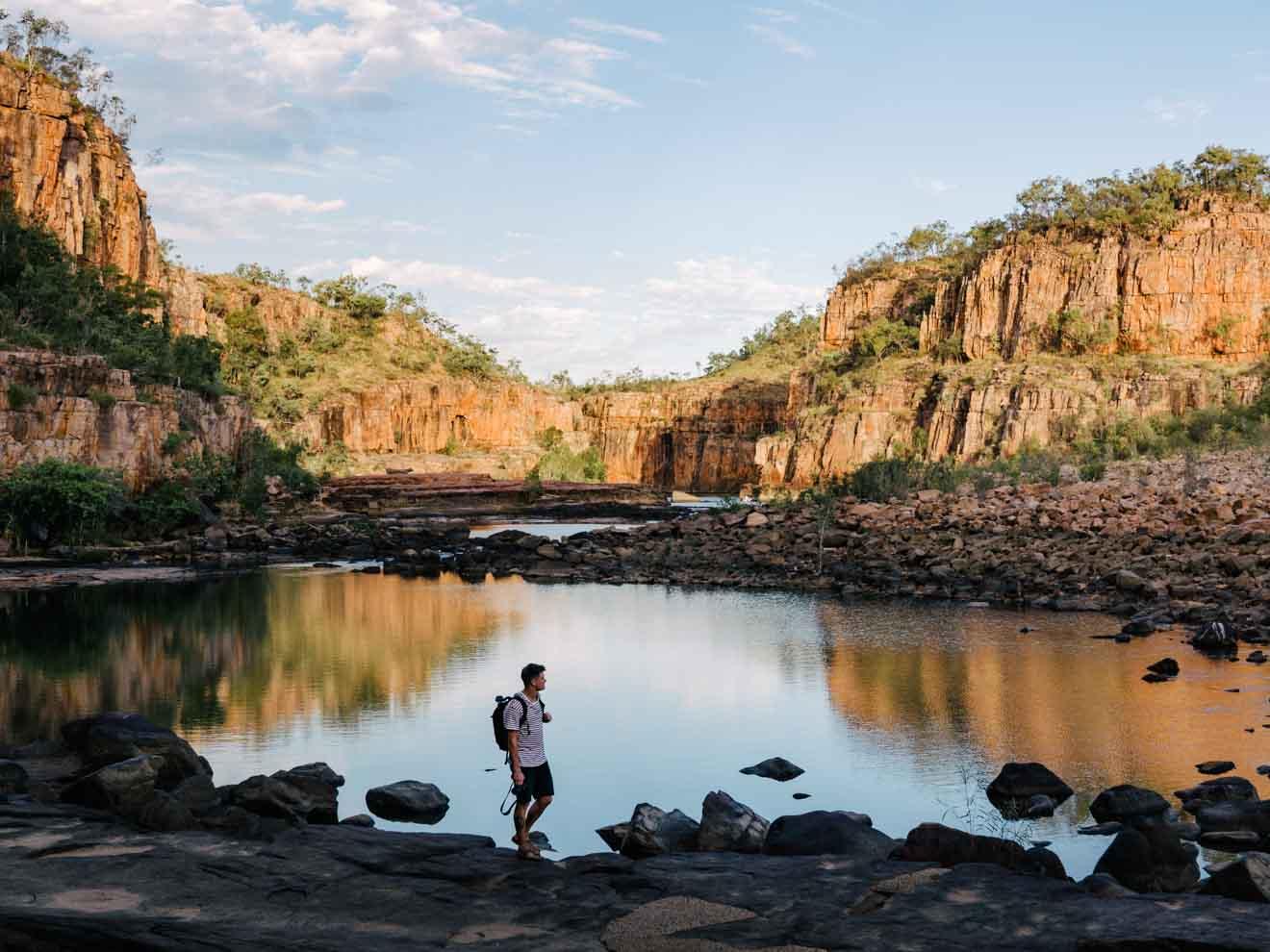 Parc national de Nitmiluk Que faire à Kakadu