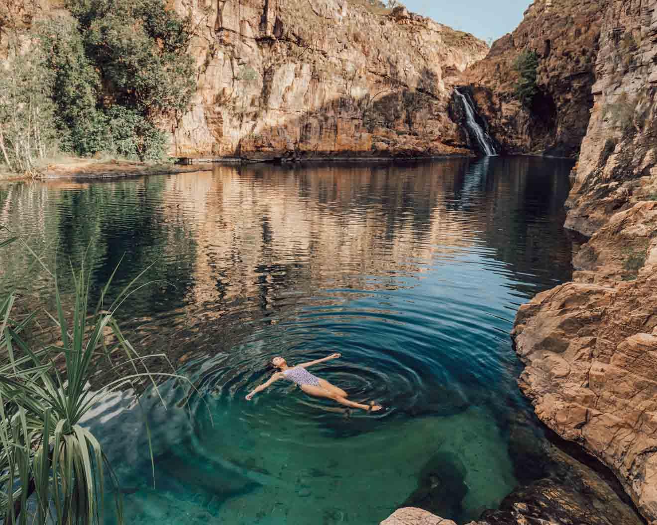 Gorge de Barramundi Que faire à Kakadu - Guide du visiteur