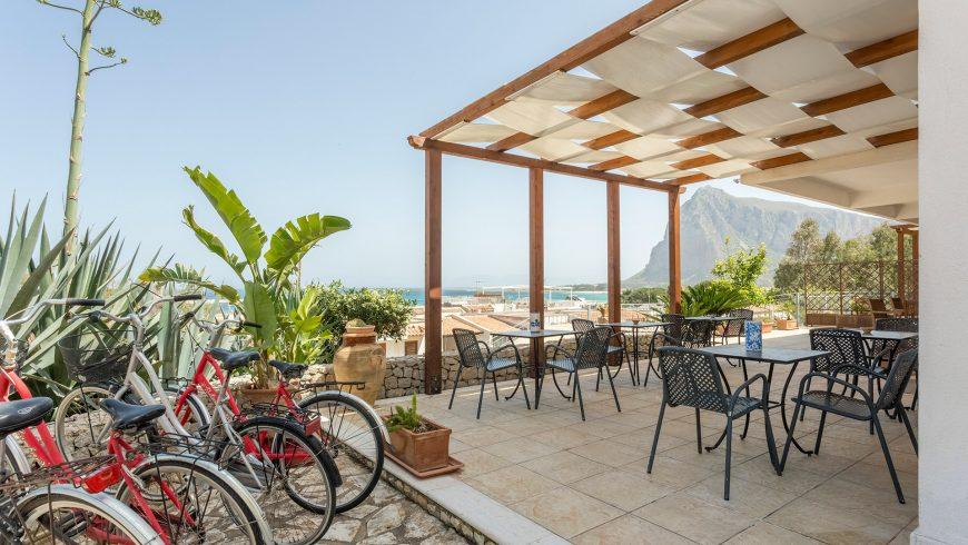 Hôtel écologique en bord de mer en Italie