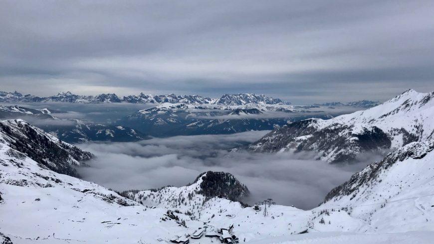 Zell am See-Kaprun, Autriche, destinations de voyage impopulaires en Europe