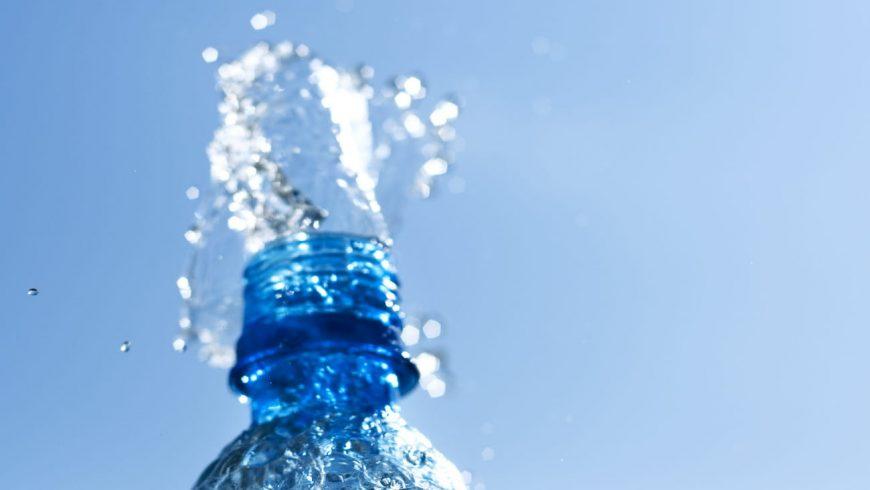 bouteille d'eau