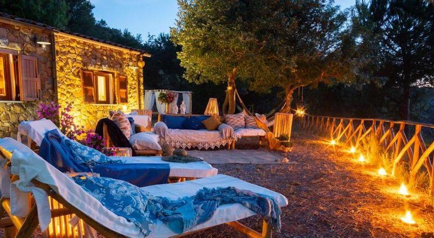 Vos vacances dans un charmant Eco-Cottage entouré par la nature italienne –