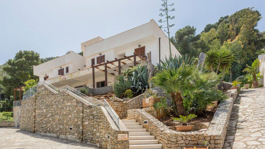 Auralba Hotel, tourisme durable à San Vito Lo Capo