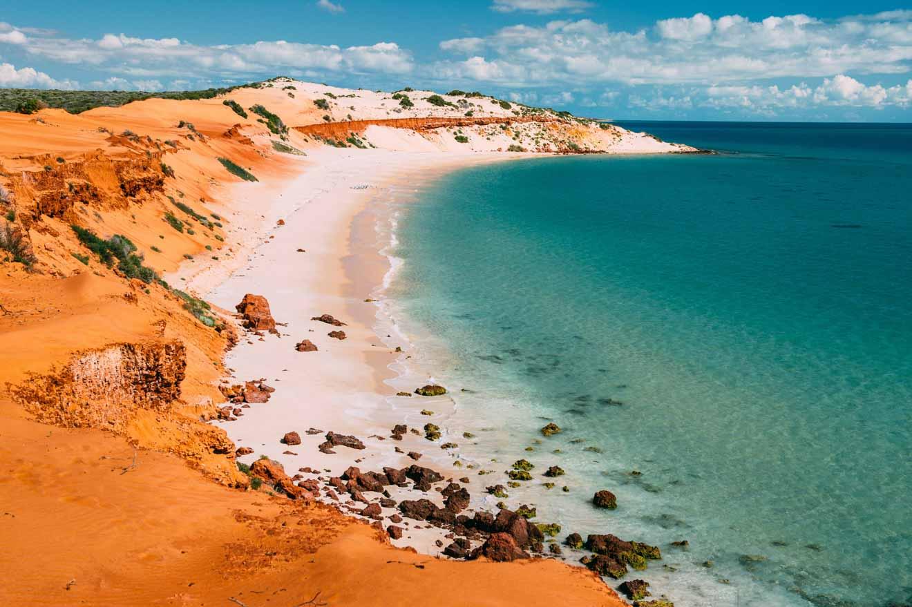 Parc national Francois Peron Choses à faire et lieux à Shark Bay