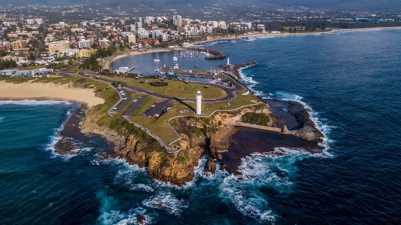 Que faire à Wollongong Nouvelle-Galles du Sud, Australie