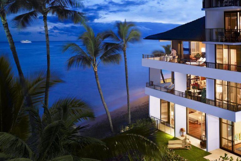 Halekulani Hotel établit une tendance à garder Waikiki Resort fermé pendant un an