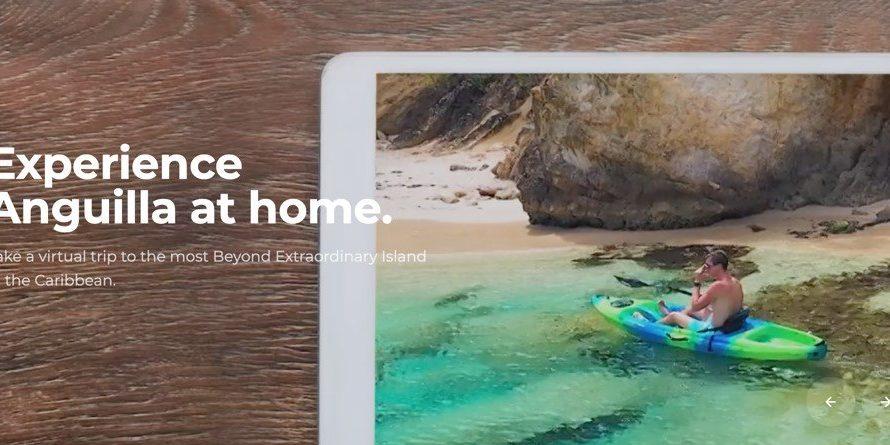 Anguilla lance des visites virtuelles de l'île avec «Découvrez Anguilla à la maison»