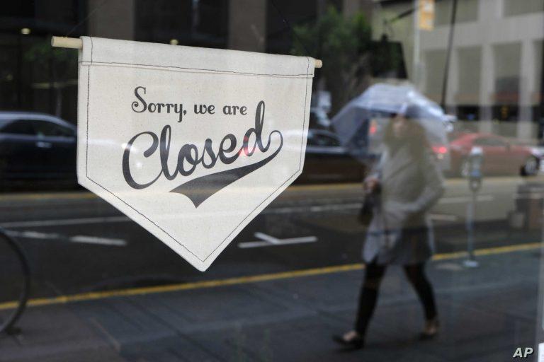 La Californie ferme ses portes en raison du pic de COVID-19