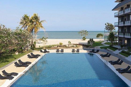 Centara offre un aperçu de Centra par Centara Cha Am Beach Resort Hua Hin