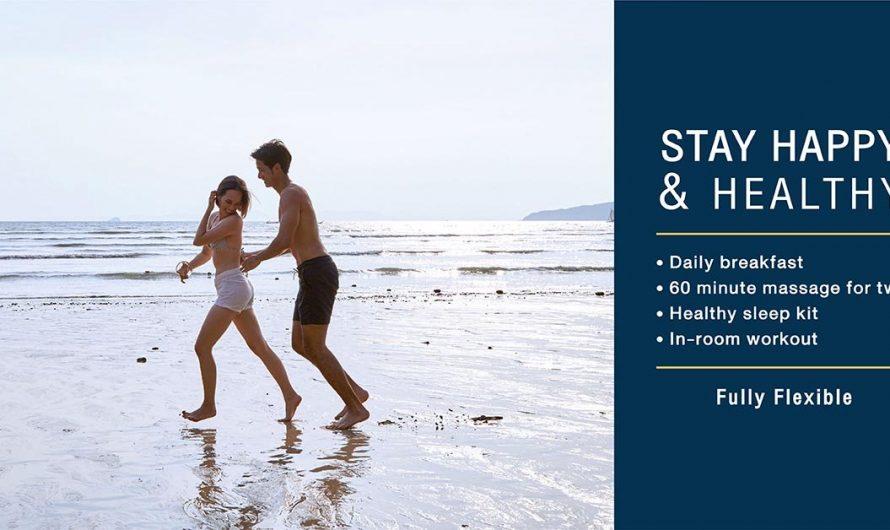 Promotion «Restez heureux et en bonne santé» de Centara pour un corps, un esprit et un sommeil sains