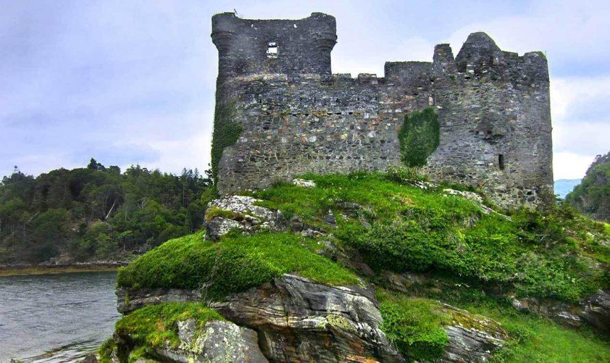 Les secrets du château Tioram révélés par un ancêtre du clan Highlander