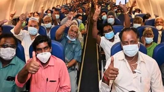 Inde: les agents de voyage sont libres de réserver des vols pour la mission Vande Bharat