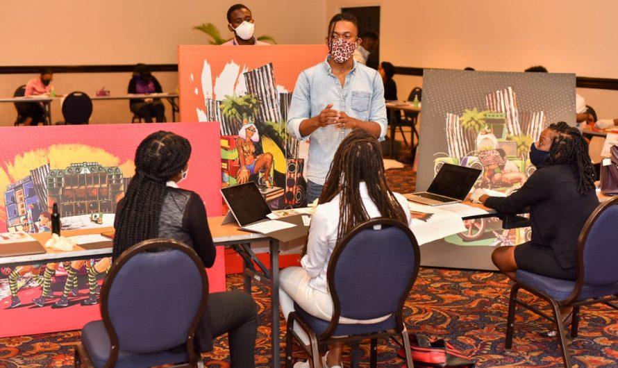 Le salon de Noël de la Jamaïque en juillet devient virtuel
