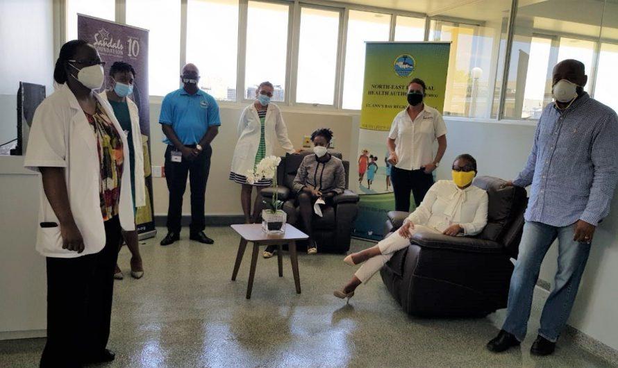 La Fondation Sandals aide les travailleurs de la santé à recharger