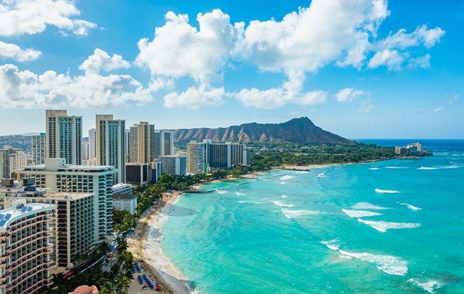 Les hôtels d'Hawaï continuent d'enregistrer des revenus et une occupation nettement inférieurs